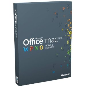 Office for Mac Home and Business 2011 Key